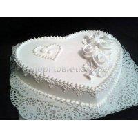 Свадебный торт #81