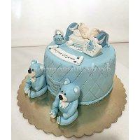 Детский торт #395