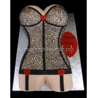 Торт на день рождения мужу - Девушка