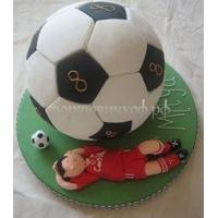 Заказать торт на день рождения - Футболист