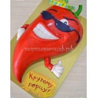 Заказать торт на день рождения - Перец
