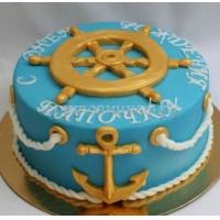 Заказать торт на день рождения - Моряк