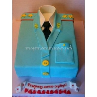Заказать торт на день рождения - Генерал