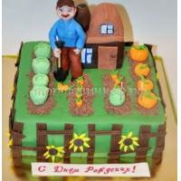 Заказать торт на день рождения - Дачник