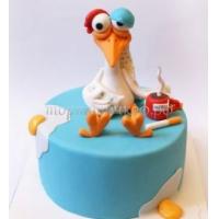 Торт на день рождения мужу - Соня аист
