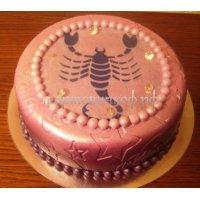 Прикольные торты на день рождения # 31