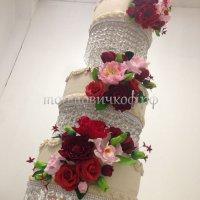 Свадебный торт #82