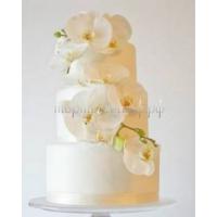 Торт свадебный на заказ - Золотой