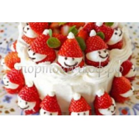 Торт Новый Год # 144