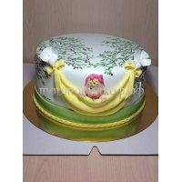 Детский торт #335