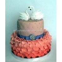 Свадебный торт #86