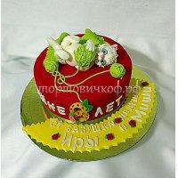 Детский торт #332