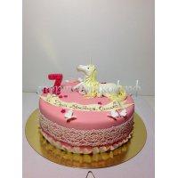 Детский торт #338