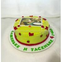 Торт на заказ детский - Котяря фото