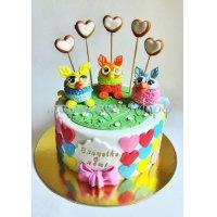 Детский торт #339