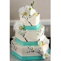 Свадебный торт #89