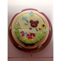 Детский торт #345