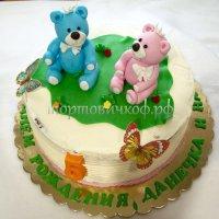Детский торт #348