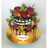 Торт на юбилей #2