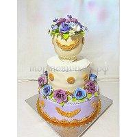 Свадебный торт #92