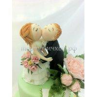 Свадебный торт #91