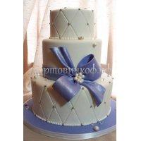 Свадебный торт #93