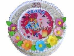 Прикольные торты на день рождения # 29