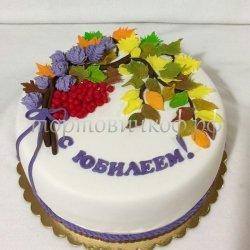 Торт на юбилей #1
