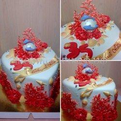 Необычные торты #26