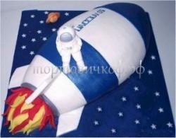 Заказать торт на день рождения - Космонафт