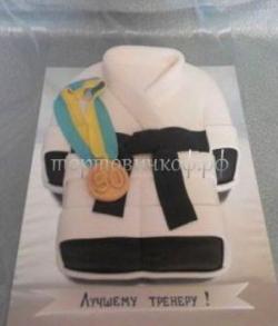 Заказать торт в СПб - для тренера