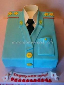 Заказать торт на день рождения - Мой генерал