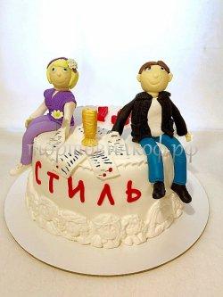 Торт для корпоратива #48