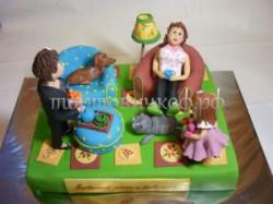 Торт на заказ - Загул