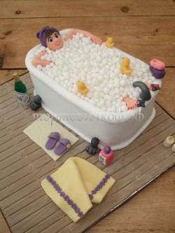 Торт на заказ - в Душе
